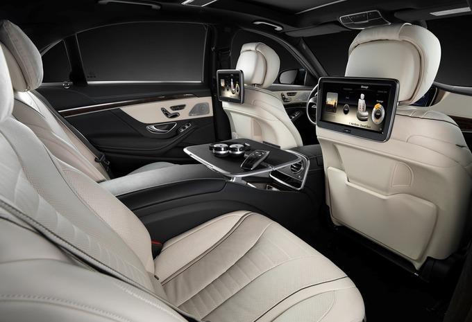 Mercedes S-Klasse #14