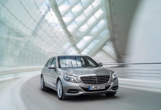 Mercedes Classe S #3
