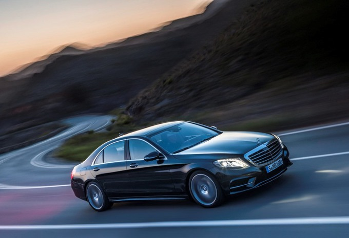 Mercedes Classe S #8