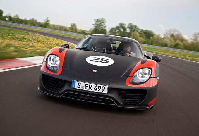 Porsche 918 Spyder #2