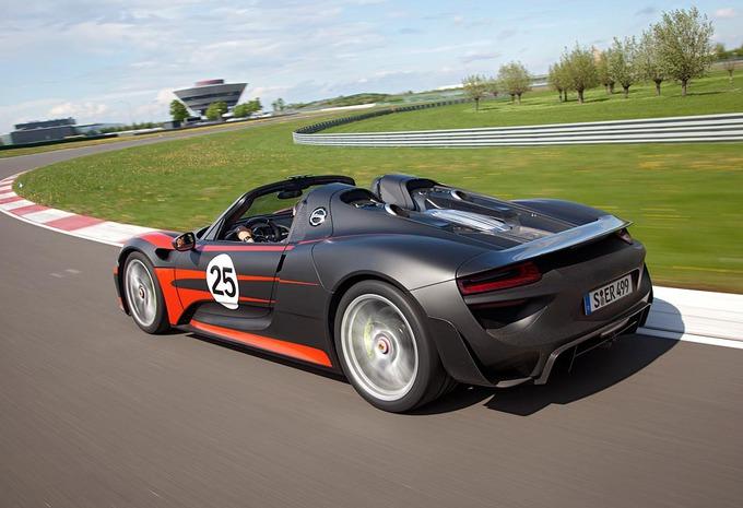 Porsche 918 Spyder #4