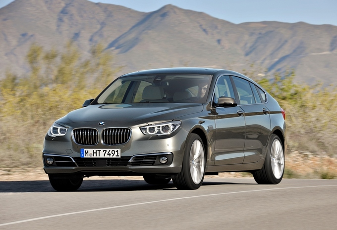 BMW 5-Reeks en M5 #10