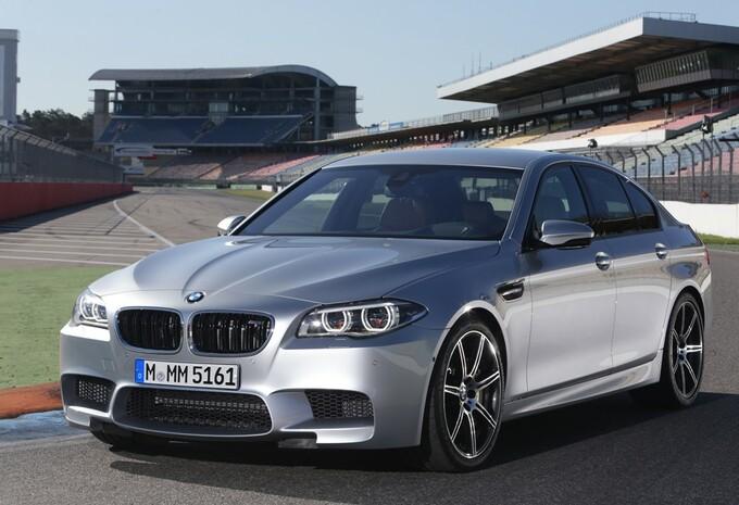 BMW 5-Reeks en M5 #11