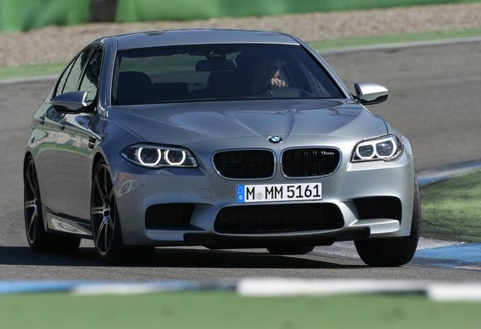 BMW 5-Reeks en M5 #13