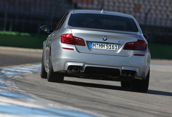 BMW 5-Reeks en M5 #14