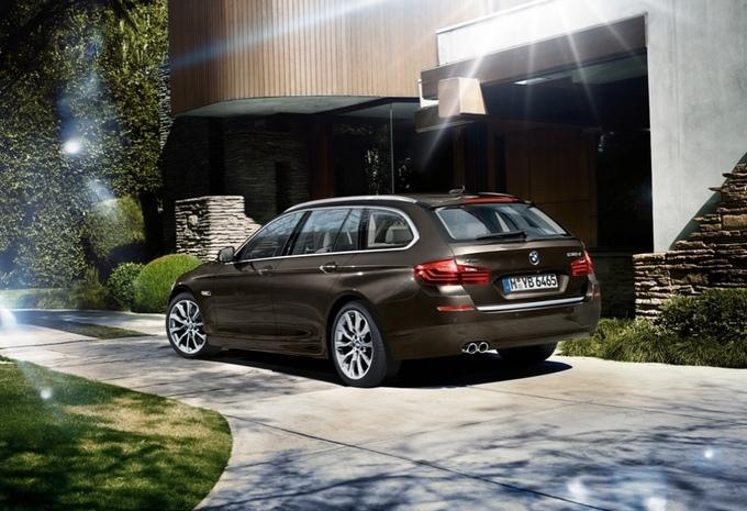 BMW 5-Reeks en M5 #9