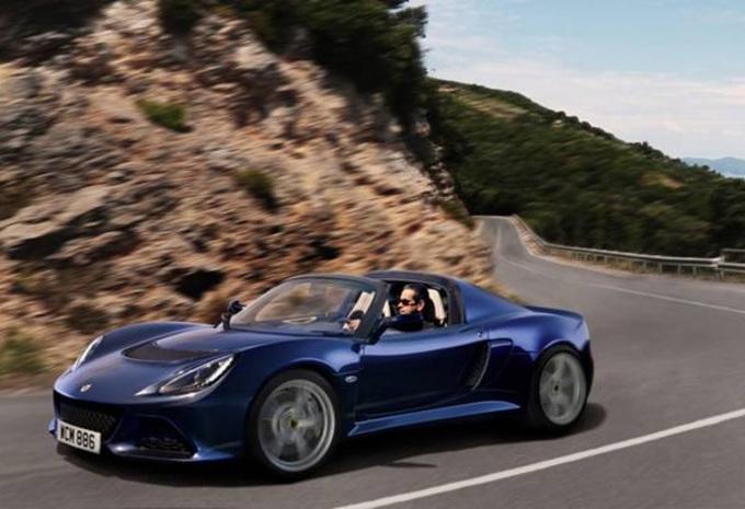 Lotus Exige S Roadster #2