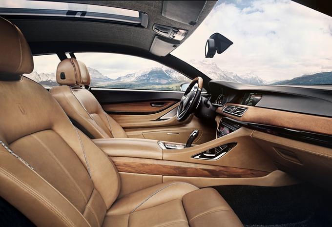 BMW Pininfarina Gran Lusso Coupé #7