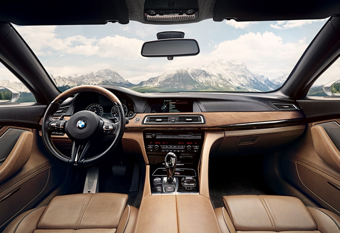 BMW Pininfarina Gran Lusso Coupé #8