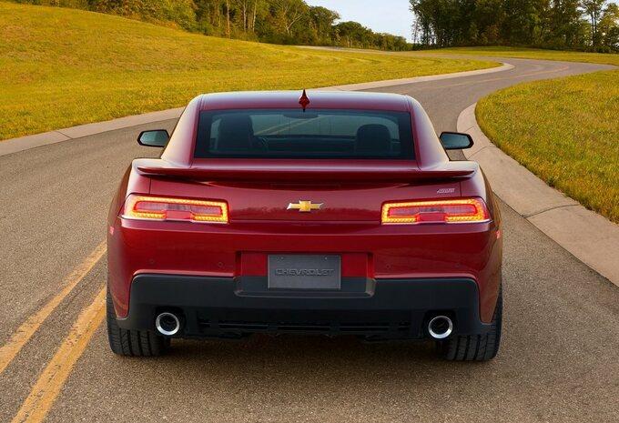 Chevrolet Camaro #3