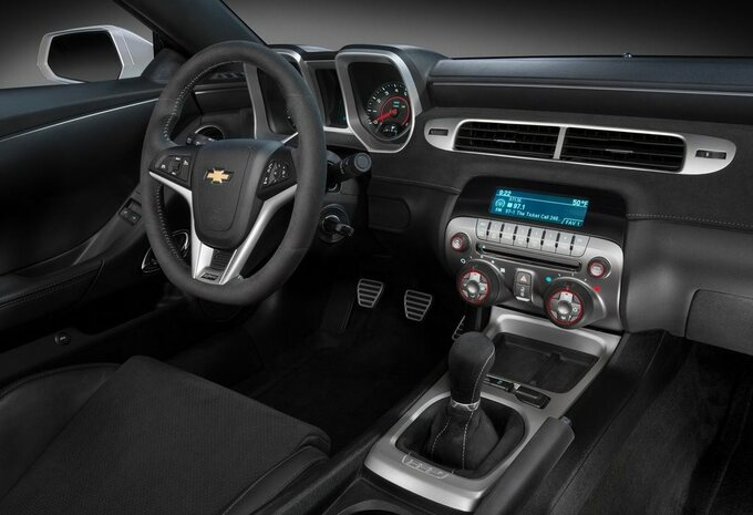 Chevrolet Camaro #5