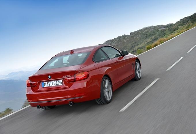 BMW 4-Reeks Coupé #10