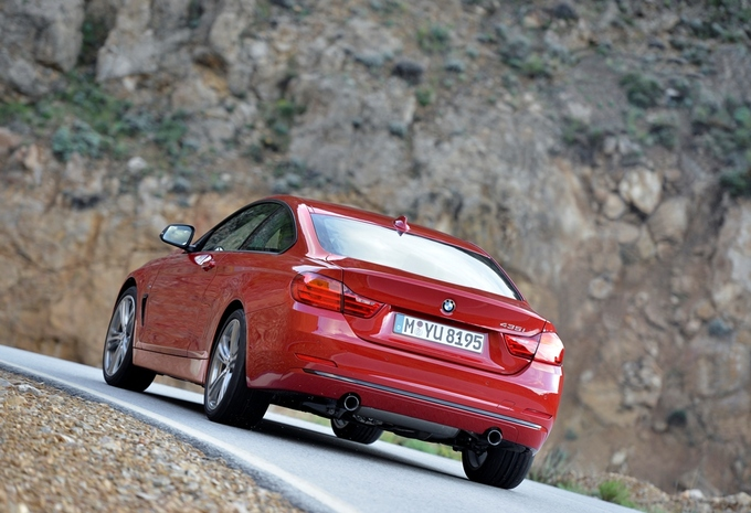 BMW 4-Reeks Coupé #11