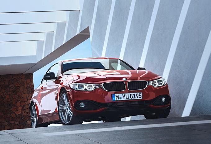 BMW 4-Reeks Coupé #12