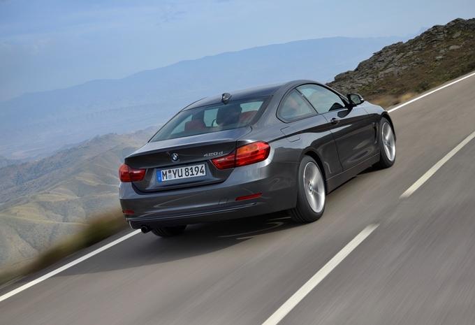 BMW 4-Reeks Coupé #8