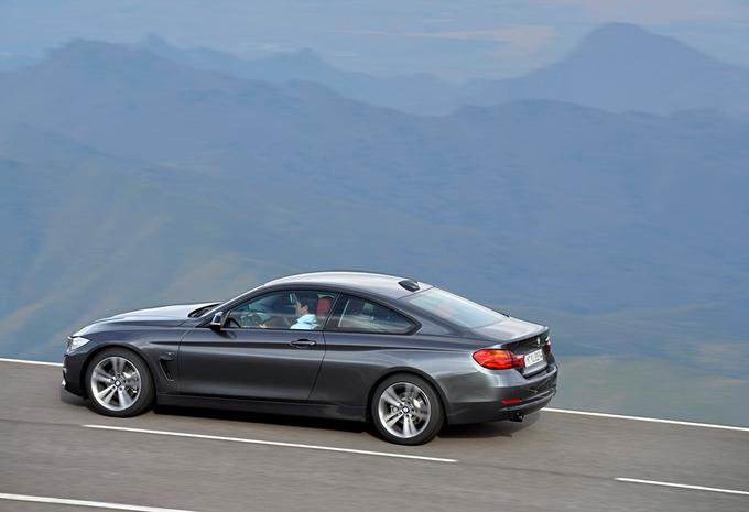 BMW 4-Reeks Coupé #9