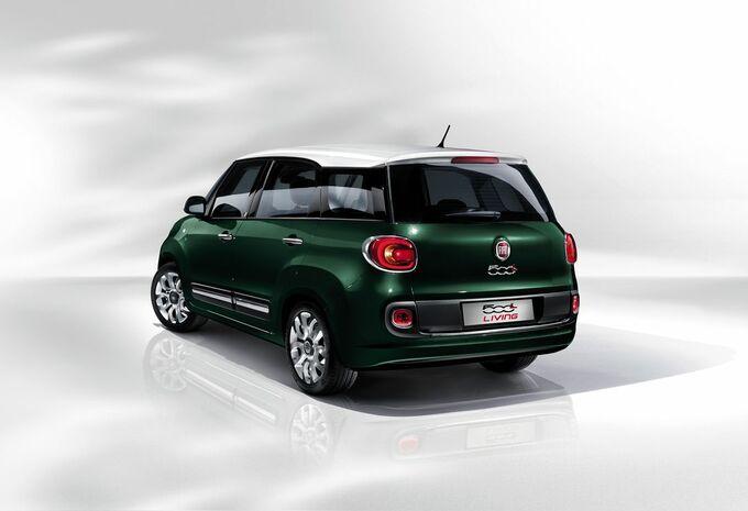 Fiat 500L Living #2