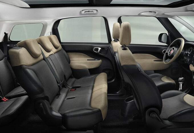 Fiat 500L Living #3