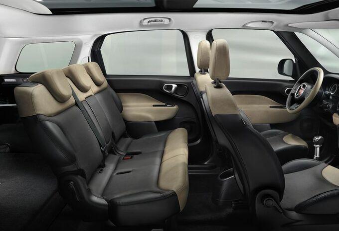 Fiat 500L Living #4