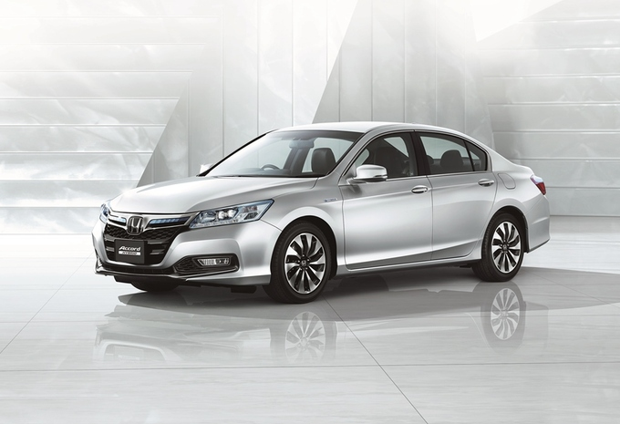 Honda Accord hybride au Japon #1