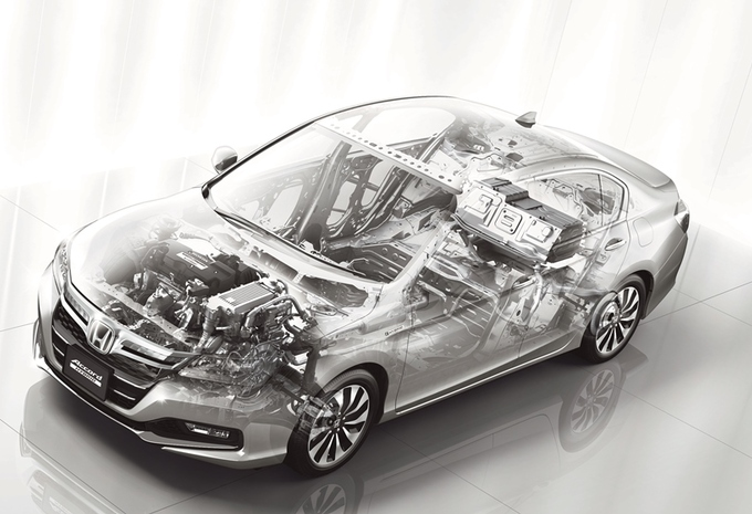 Honda Accord Hybrid voor Japan #4
