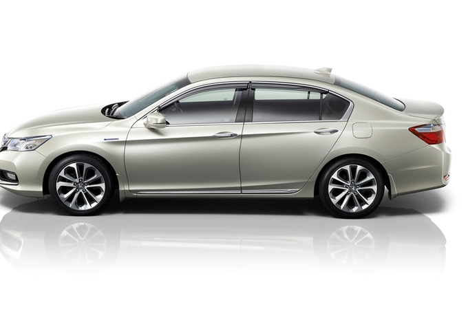 Honda Accord Hybrid voor Japan #5