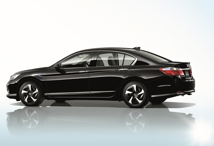 Honda Accord hybride au Japon #7