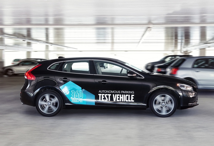 Autonoom parkerende Volvo's #3