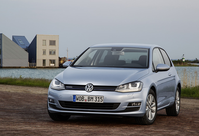 Volkswagen Golf TDI BlueMotion #2