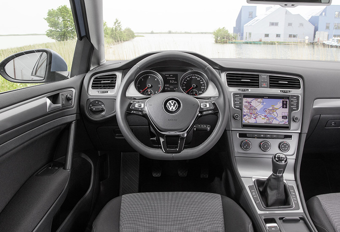 Volkswagen Golf TDI BlueMotion #3