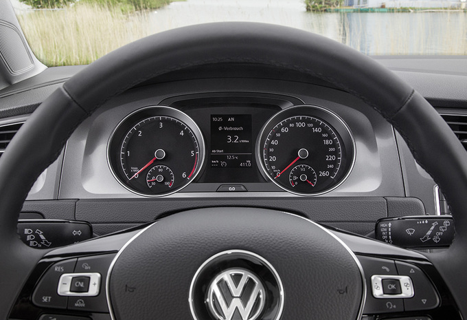 Volkswagen Golf TDI BlueMotion #5