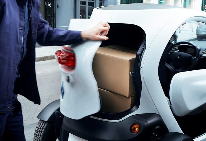 Renault Twizy Cargo #2