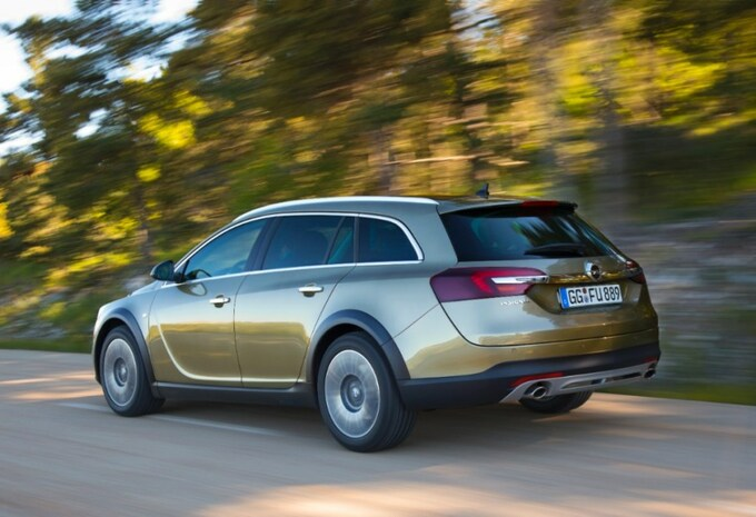 Opel Insignia Country Tourer #3