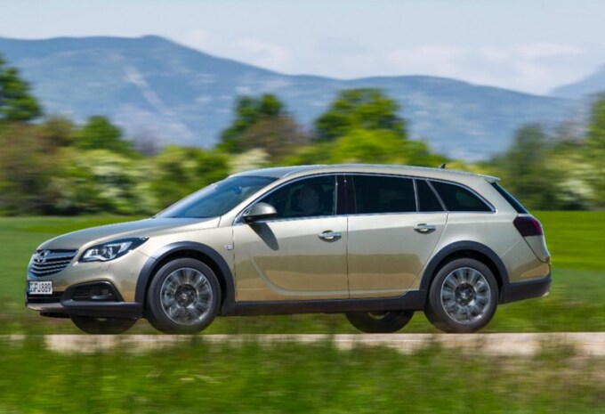 Opel Insignia Country Tourer #4