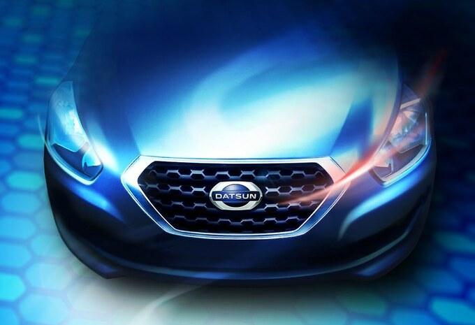 Teasers de la future Datsun #2