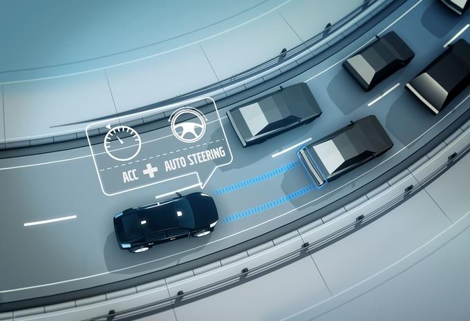 Rijhulpsystemen in de toekomstige Volvo XC90 #6