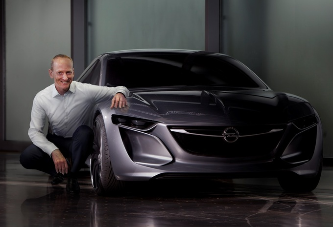 Opel Monza #1