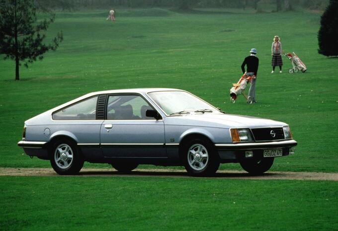 Opel Monza #2