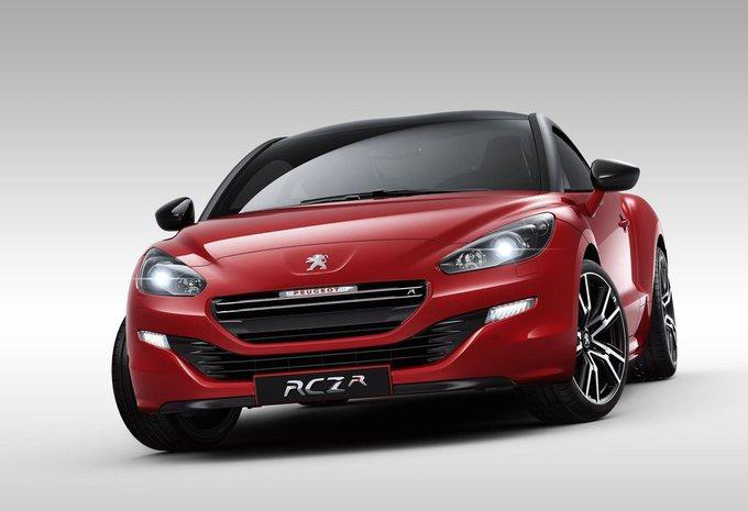 Peugeot RCZ R #1