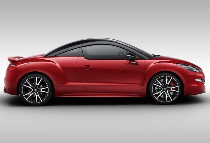 Peugeot RCZ R #5