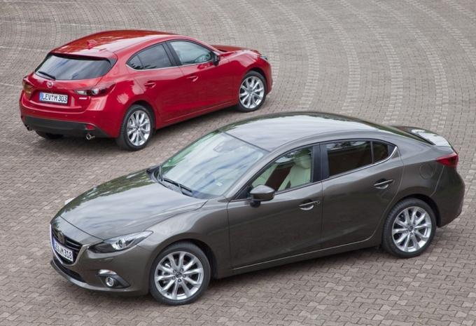 Mazda 3 Sedan #1