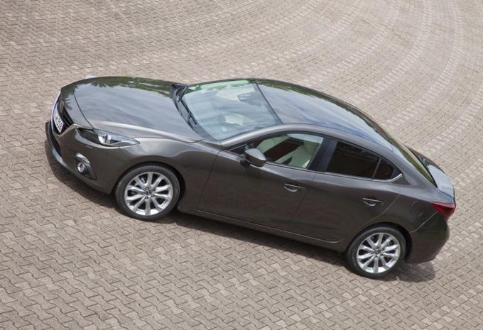 Mazda 3 Sedan #5