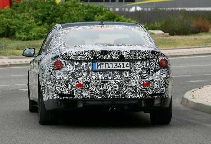 Future BMW Série 7 en Provence #2
