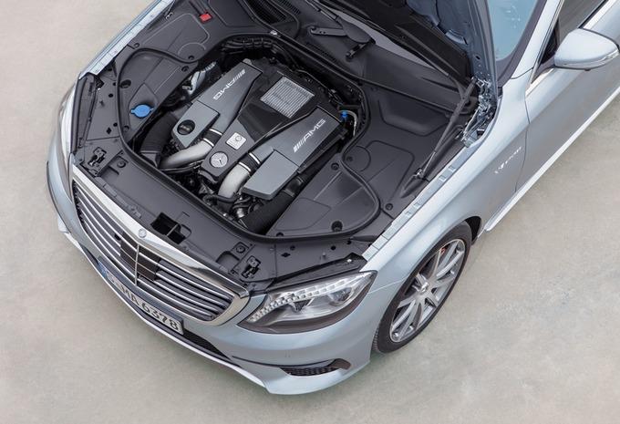 Mercedes S 63 AMG #2