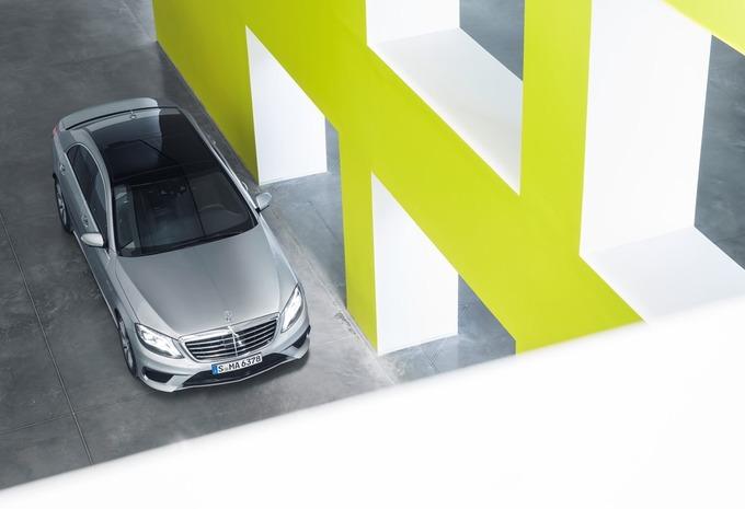 Mercedes S 63 AMG #6