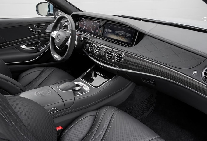 Mercedes S 63 AMG #7
