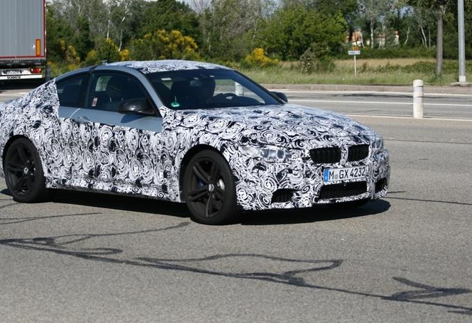 BMW M4 betrapt #2