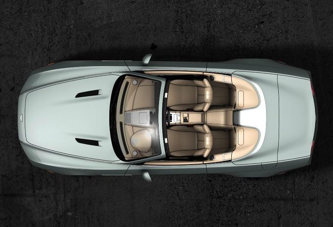 Aston Martin DBS Coupé et DB9 Spyder Zagato Centennial #3