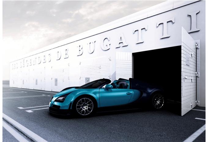 Bugatti Veyron Legend Jean-Pierre Wimille #1