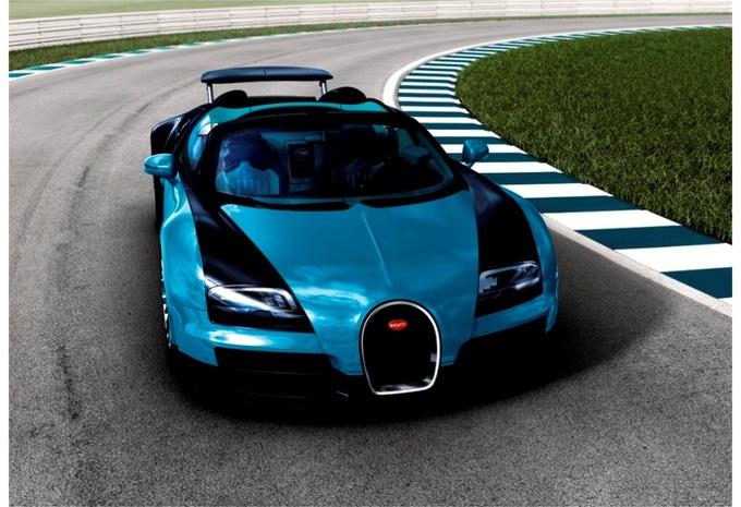 Bugatti Veyron Legend Jean-Pierre Wimille #3